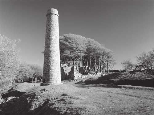 Powder Mills on Dartmoor